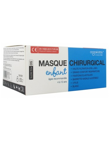 Masque Chirurgical pour...