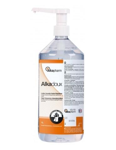 Alkadoux Savon doux haute fréquence glycériné.  Alkapharm