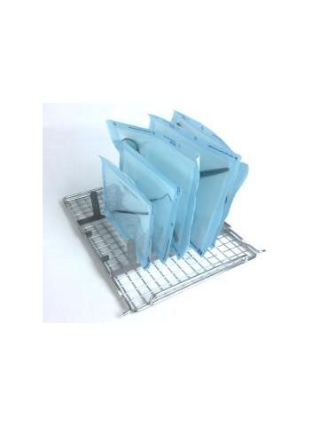 Kit de porte-sachets vertical (vendu par paires)