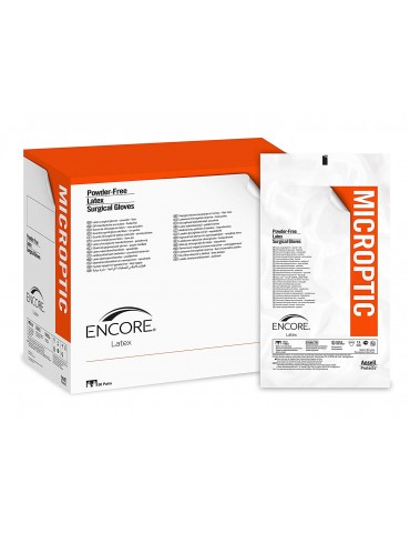 Gant de chirurgie latex Encore® MicrOptic®