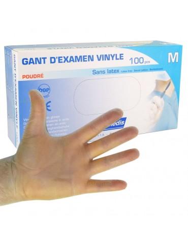 GANT D'EXAMEN VINYLE POUDRE...