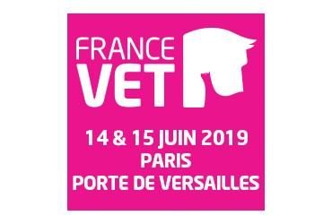 Congrès FRANCE VET 2019 Porte de Versailles PARIS
